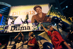 Ex-guerrillera marxista se convierte la primera mujer presidente deBrasil